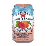 Sanpellegrino Cans Prickly Pear  24 x 330ml